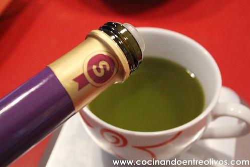 Flan de aceite de oliva virgen extra. www.cocinandoentreolivos (6)