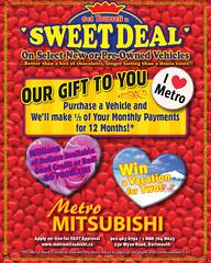 Metro Mitsu Candy