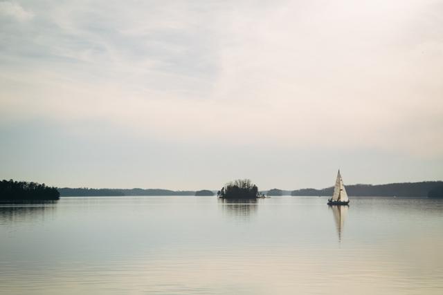 Sailing In Georgia