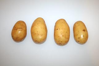 07 - Zutat Kartoffeln / Ingredient potatoes