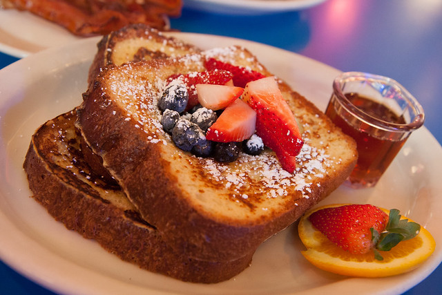 French toast, Big Daddy's Diner