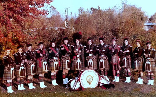 Robert E. Peary High School Pipe Band