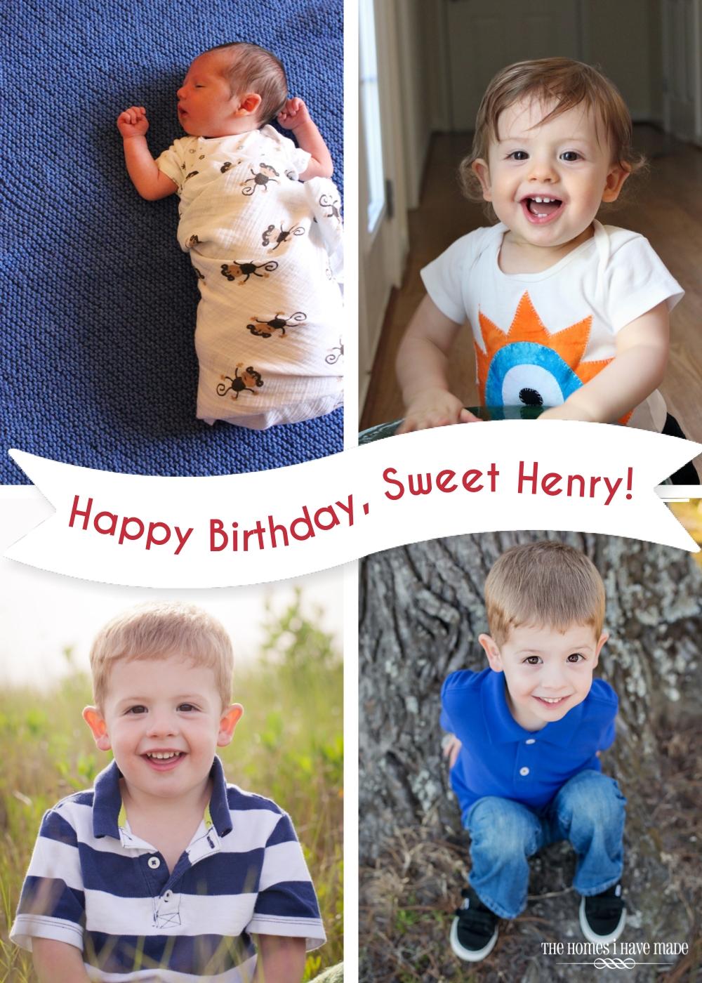 Henry's 3rd Birthday-011