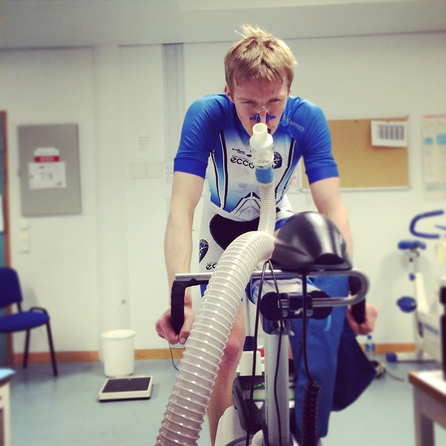 Triallan - VO2maks-test - terselwatt-test - NIH
