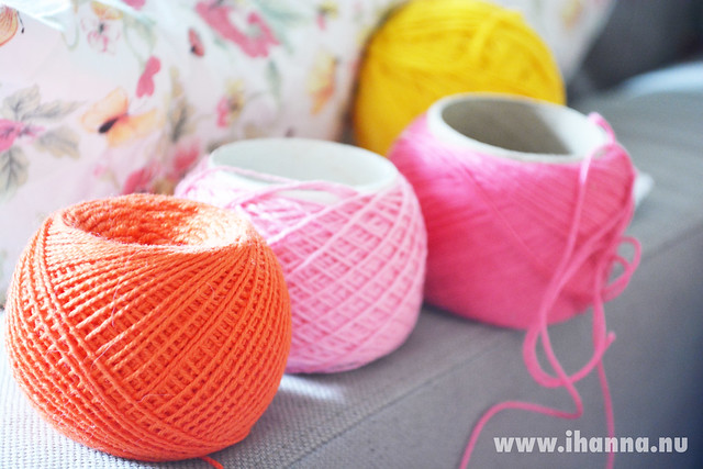 Crocheting Spring
