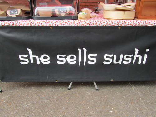She Sells Sushi in Bristol