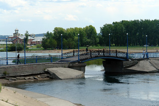 Puente sobre uno de los canales de Irkutsk Irkutsk, la venecia siberiana de Rusia - 13829581454 1d48b8d433 n - Irkutsk, la venecia siberiana de Rusia