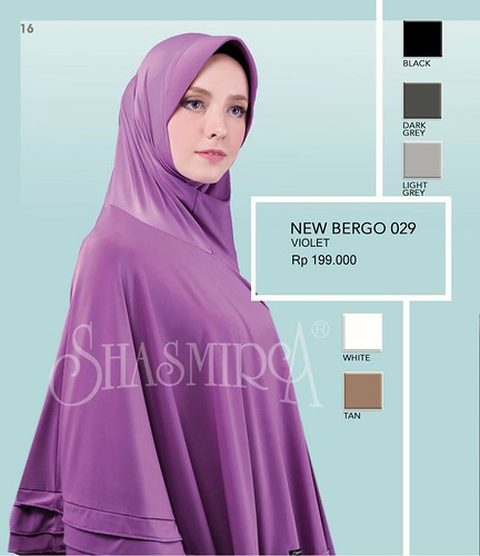 New Arrival!!!  CHARMER OBSERFASHION ☝Hijab Collections Limited Stock  NEW BERGO 029 Material : Spandex Sutra Colour    : Violet. Black. Dark Grey. Light Grey. White. Tan.  Price       : IDR 199k  Be Smart... Be Attractive... Be Trendy... and... Be Beaut