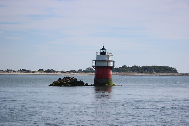 Duxbury Pier lighthouse, Canon EOS REBEL T3I, Canon EF 75-300mm f/4-5.6 USM