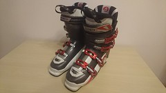 Pánské lyžařské boty - titulní fotka
