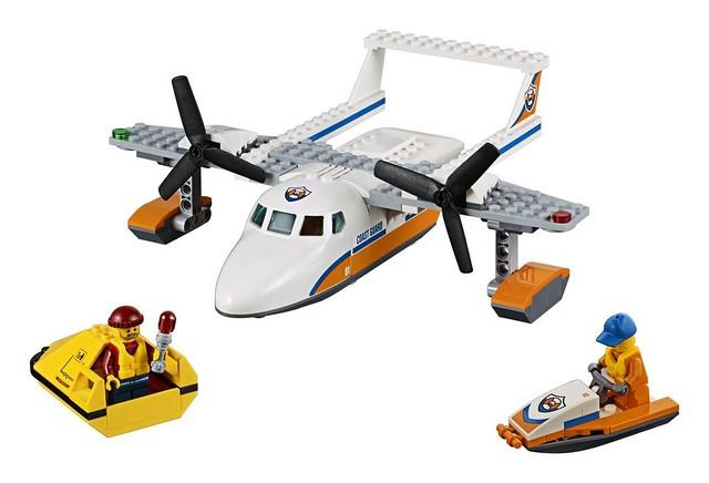 60164 Sea Rescue Plane 2