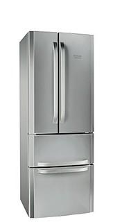 Hotpoint E4D AA X C frigo américain - frigos américains (Autonome...