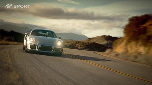 Gran Tursimo Sport Porsche 911 1