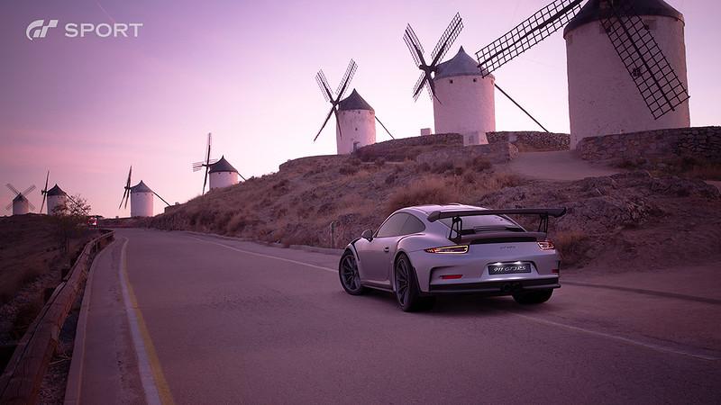 Gran Tursimo Sport Porsche 911 3