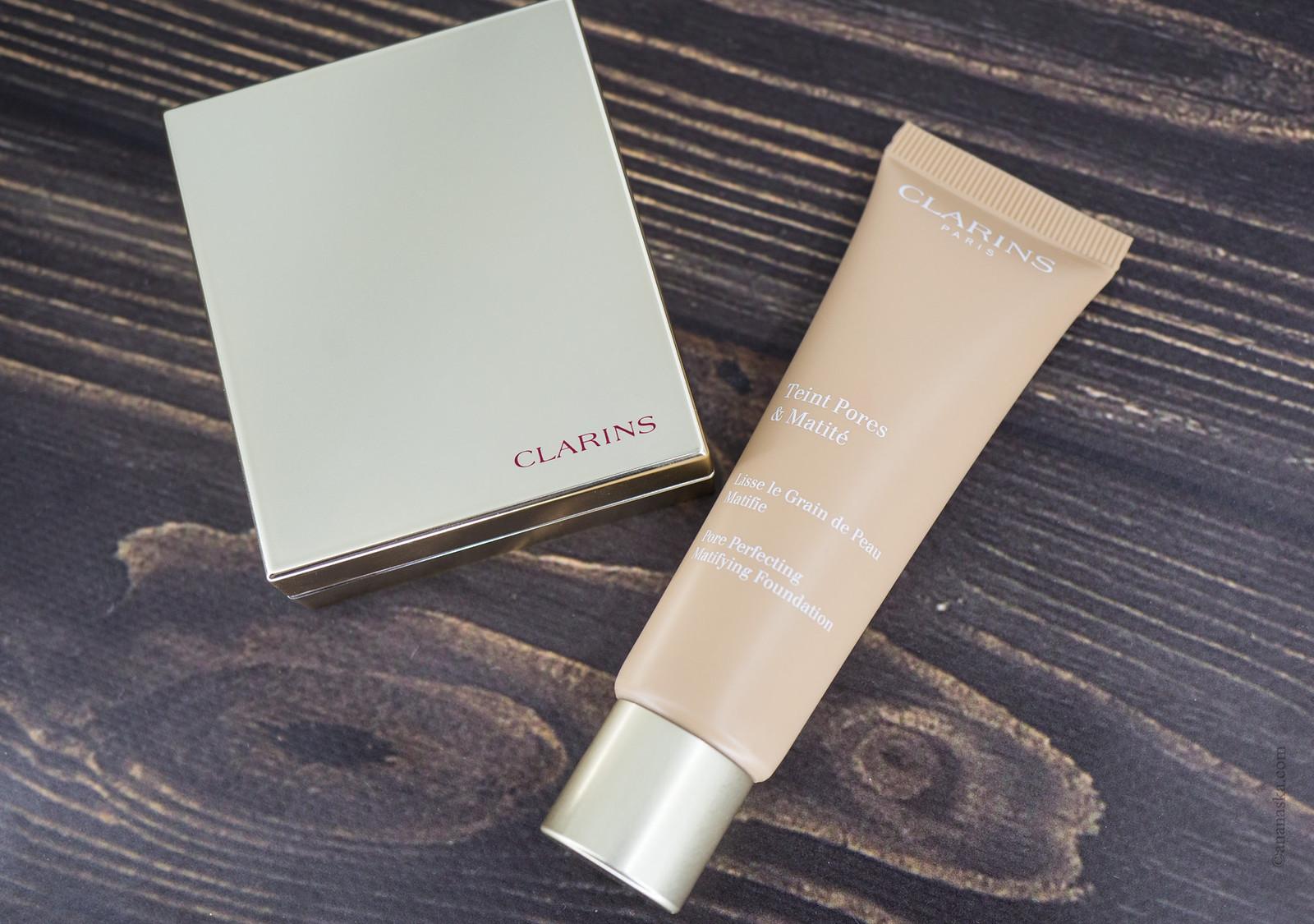 Clarins Pores & Matite