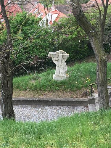 Kreuzweg - Bergkirche Donnerskirchen Kirschblütenradweg - Burgenland - Neusiedlersee