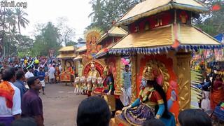 Thrissur Chelakottukara Sree Maheswara Bhagavathy Temple Makayiram Mahotsavam 6