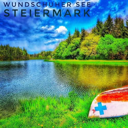 Alles für die Fisch' am Wundschuher See:  In der wunderschön gepflegten Teichanlage am Wundschuher See unweit von Graz, dreht sich fast alles ums Angeln. Mehrere größere und kleinere Fischteiche, liegen idyllisch eingebettet in einen Wald und sind auch fü