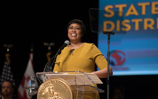March 30, 2017 State of the District of Columbia Address