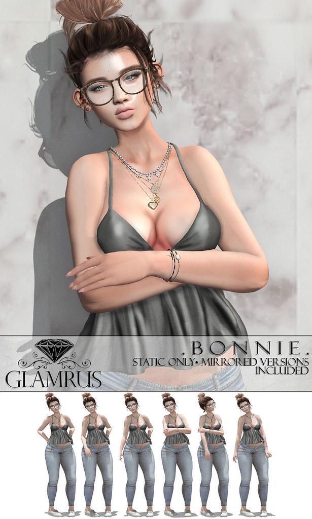 Glamrus . Bonnie AD - SecondLifeHub.com