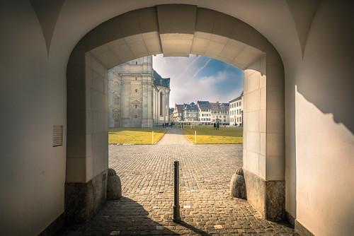 cathedral stgallen switzerland