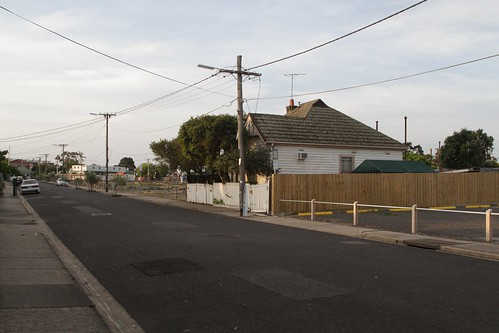 2 Federal Street, Footscray used to be a house - since demolished