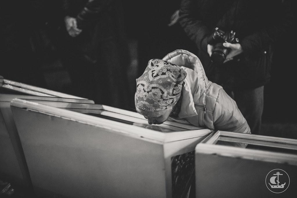 30 Апреля 2017, Патриаршее богослужение в Александро-Невской лавре / 30 April 2017, Patriarchal Liturgy in the Alexander Nevsky Lavra