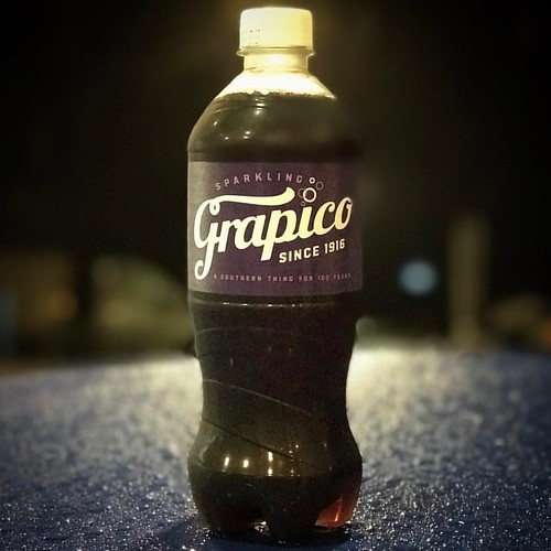 Must be in Alabama. Haven't seen it anywhere else. @grapico #bestgrapesodaever ##Deaf #ASL #DeafCERT #EqualAccess #ADA #Accessibility