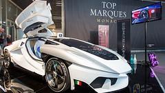 Монако ги празнуваше најскапите и најбрзите автомобили