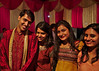 With Meghna, Soma and Namrata