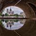"""Under """"La Tournelle"""" by A.G. Photographe"""