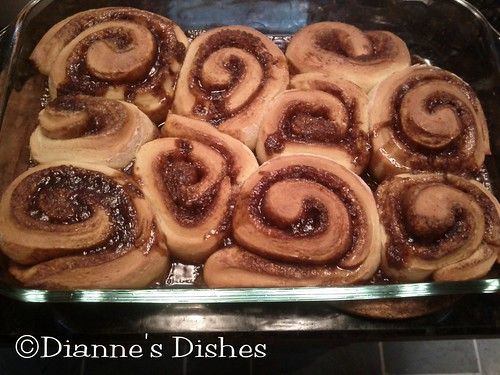 Overnight Cinnamon Rolls: Ready to Ice