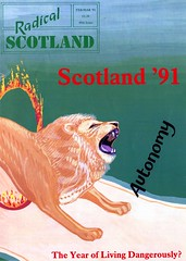 Radical Scotland Magazine