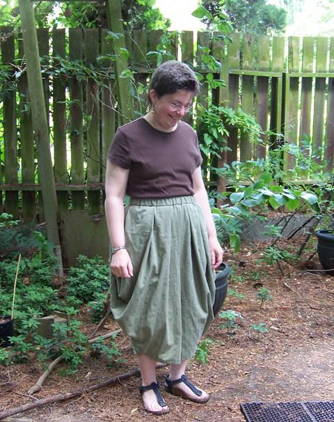 best shot of skirt and I