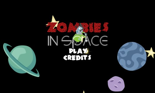 Zombies in Space for Windows Phone