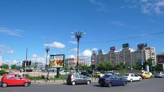 Bukarest, Rumänien, 2013