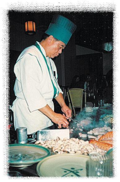 Las Vegas ristorante giapponese