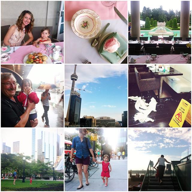 Scenes from Toronto