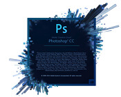 Adobe Photoshop CC by mariixxx