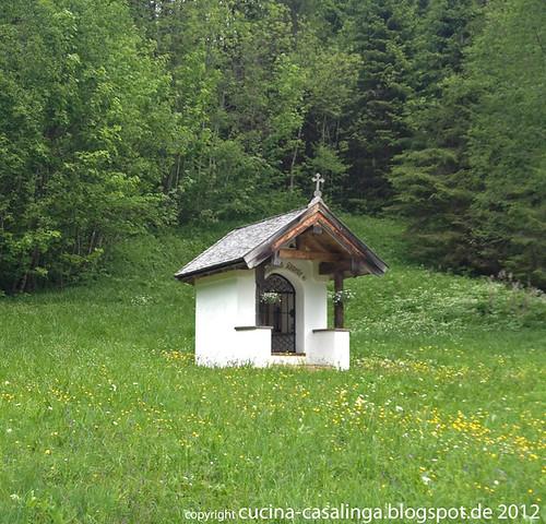 Moni-Alm Kapelle