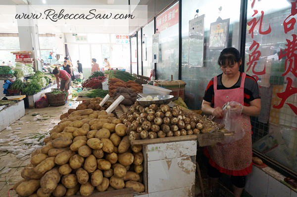 Chengdu - Morning Market-103