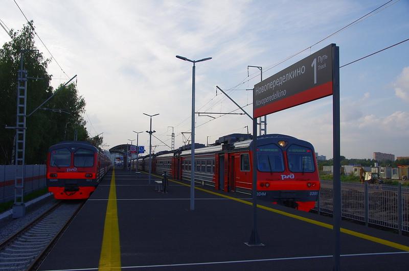 Novoperedelkino station 2013-08-01 034