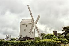 The Clayton windmills