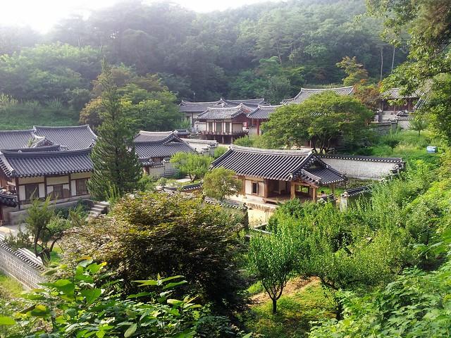 Dosan Seowon, Andong