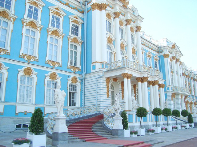 Catherine Palace, St. Petersburg
