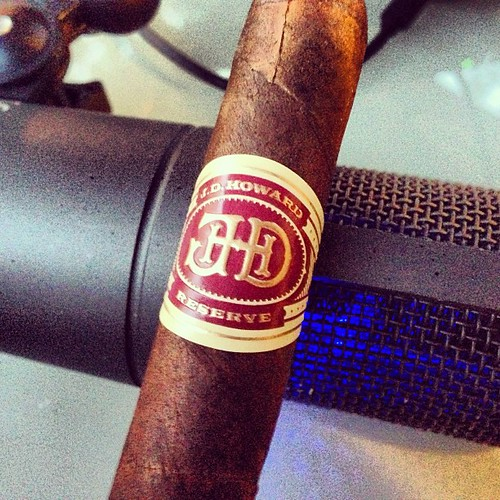 Time to give this JD Howard Reserve a try. @3barhuber