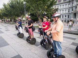 Washington DC - Segway Tour
