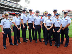 MCPOCG Leavitt attends CG Day Washington Nationals game - 2