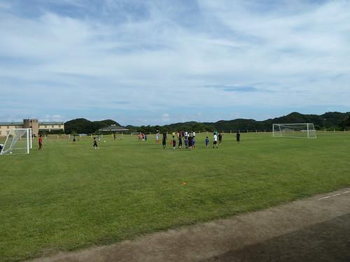 ITS 親子サッカー教室