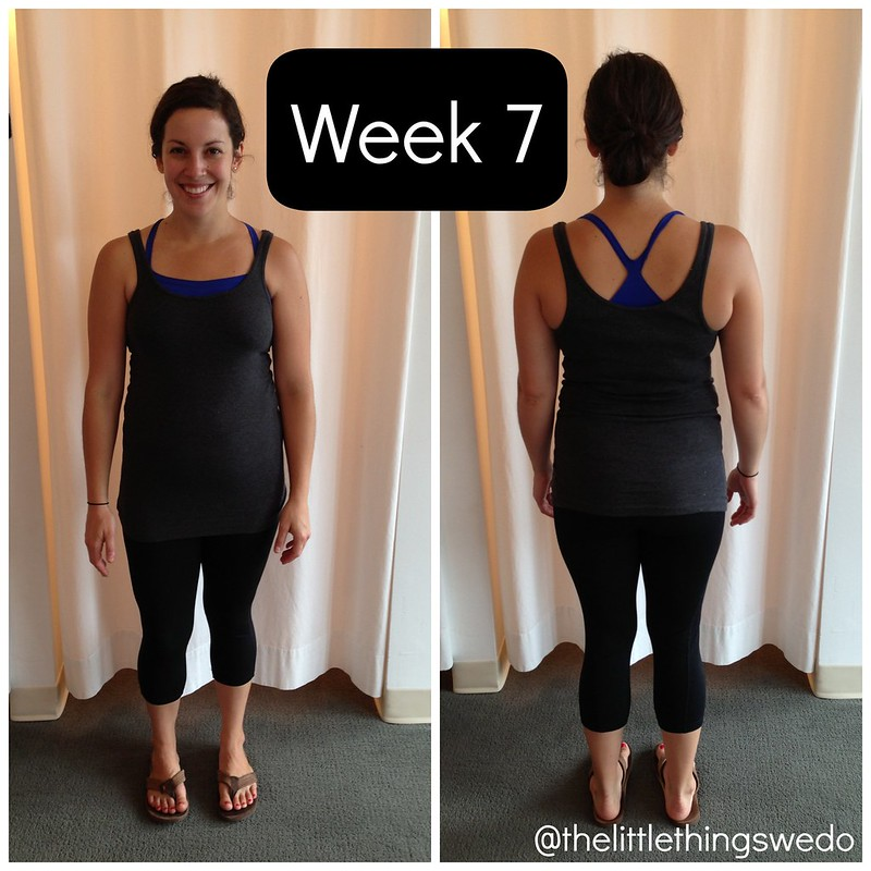 Barre3 Fitness: Week 7